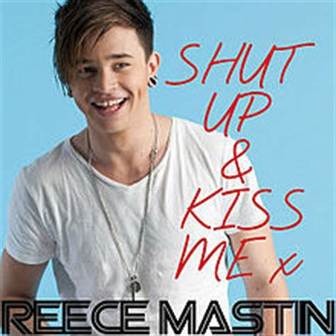 tattooed on my heart reece mastin lyrics shut up kiss me wikipedia