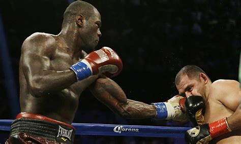In Search Of The Wilder Deontay Wilder Knocks Out Eric Molina To Retain Wbc Heavyweight Title Sport The