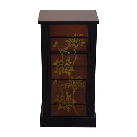 Pier  Pier  Jewelry Armoire Tables