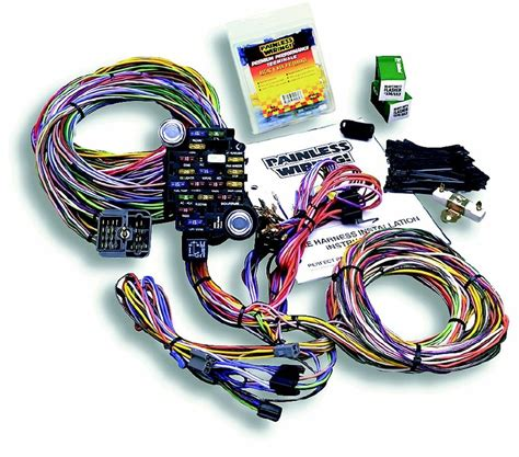 Painless Wiring 10205 18 Circuit Pick Up Truck Wiring