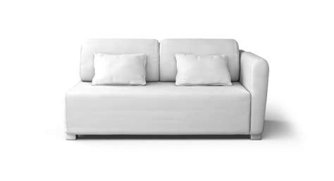 mysinge 2 seater 1 armrest left or right sofa cover