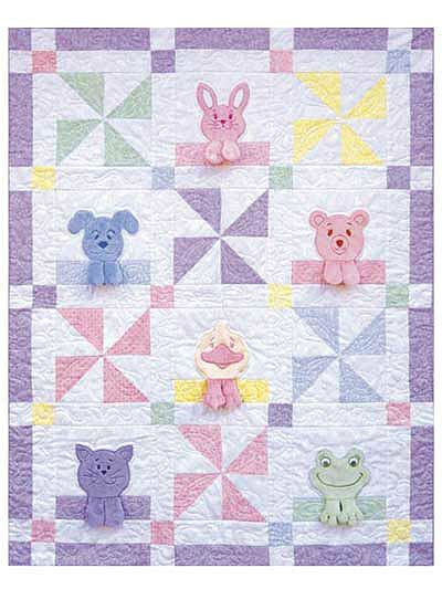 quilt pattern ideas for babies create a charmingly whimsical baby quilt quilting digest