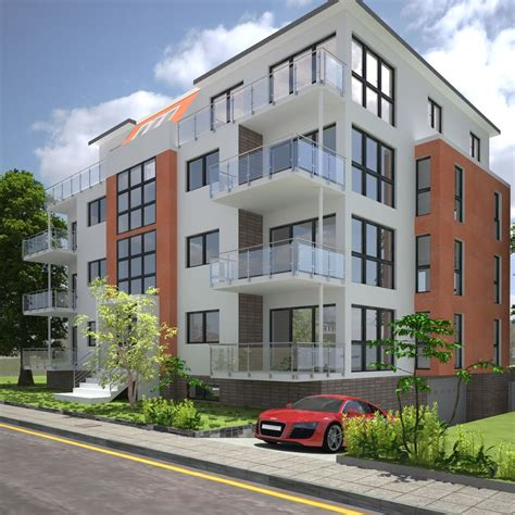 3 Car Garage With Apartment Floor Plans by 4 Storey Apartment Picture Joy Studio Design Gallery