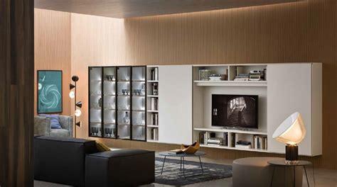 porta tv a soffitto la moderna libreria da soggiorno il posto giusto per