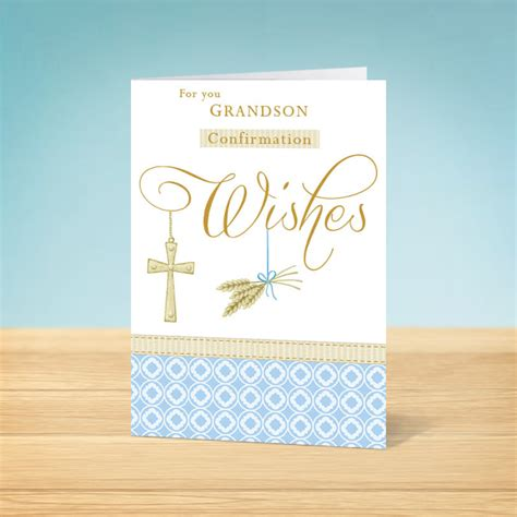 Confirmation Greeting Card Template by Confirmation Greeting Cards Wblqual