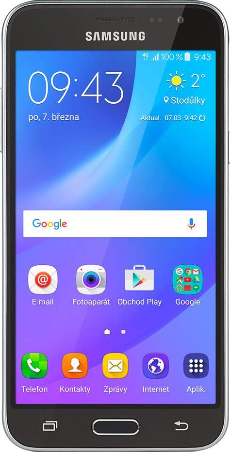 Samsung J3 2016 Ok telefon samsung galaxy j3 2016 vodafone cz