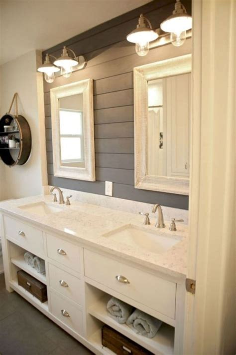 Cheap Modern Bathrooms by 17 Beautiful And Modern Farmhouse Bathroom Design Ideas