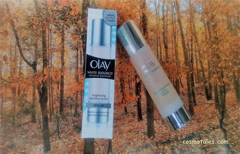 Serum Olay White Radiance olay white radiance intensive brightening serum review