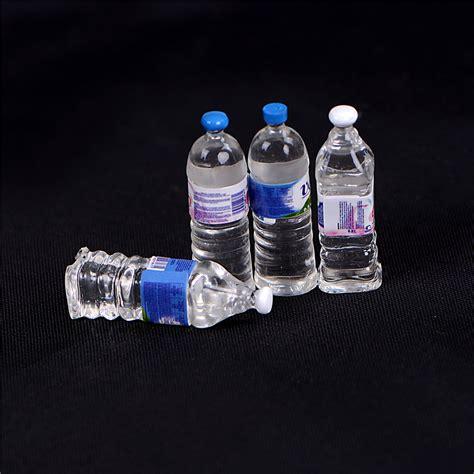 dollhouse 1 6 scale dollhouse 1 6 scale 4pcs mineral water bottle miniature