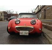Curbside Classic 1958 61 Austin Healey Mark I Sprite – A