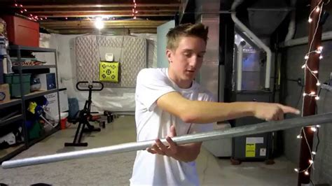 how to build a bench press out of wood how to make a homemade bench press set youtube