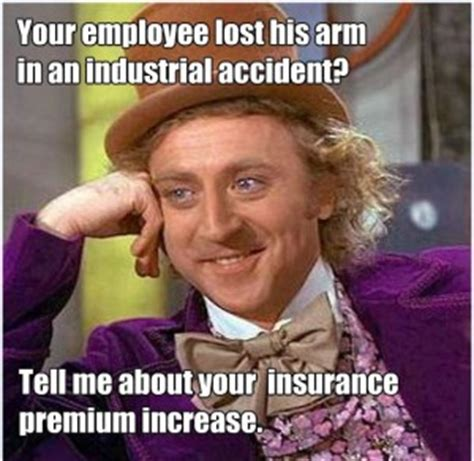 Workers Comp Meme - internet memes show frustration with workers comp
