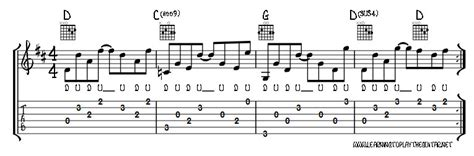 strumming pattern for you look wonderful tonight awesome arpeggios so much better than just strumming