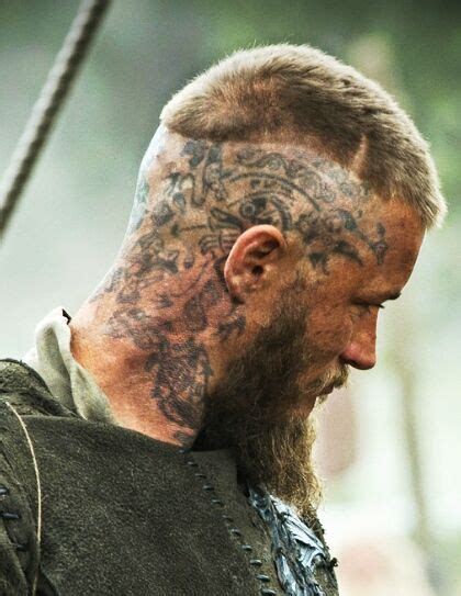 ragnar head tattoos the world s catalog of ideas