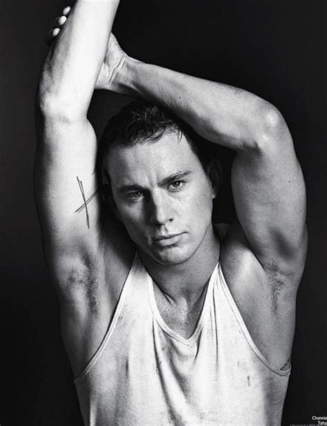 channing tatum tattoo channing tatum weight height and age we it all