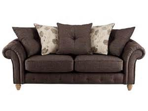 Large Sofa Pillows Maranda Large Sofa Pillow Back In Fabric Chocolate Mra043 Rid Cho Right Price Furniture