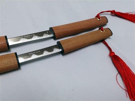 samurai japanese mini sword katana knife letter