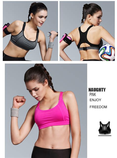 Bra Sorex Sports 01002 push up sport bra wanita breathable size s black