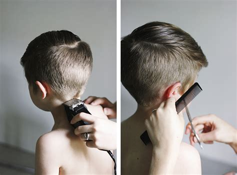 Back Of Haircut Boys Modern | how to modern boy s haircut 187 the merrythought