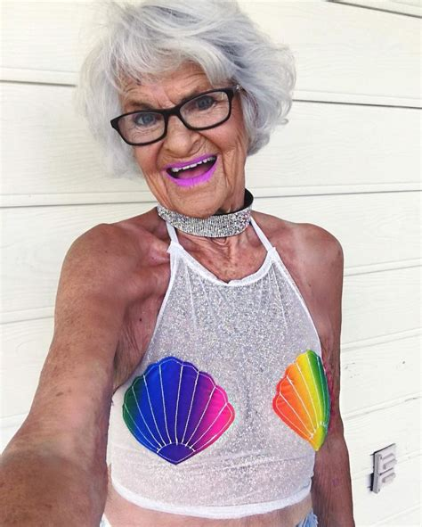photo instagram baddie winkle remember the 86 year old badass grandma now she s 88 and