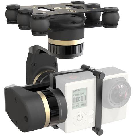 Tripod Feiyu Tech Mini 3d Gimbal 3 Axis For Goproxiaomi Yiyi 2 4k feiyu mini 3d 3 axis aircraft gimbal for gopro gm 3da b h photo
