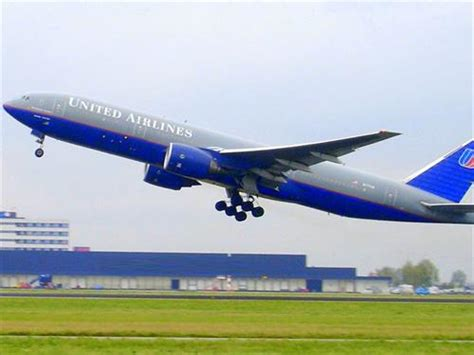 United Airlines Mba by Rank 1 United Continental Holdings Top 10 Airlines In