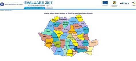 rezultate finale evaluare nationala bihor 2017 466 de