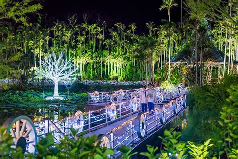 Southeast Botanical Gardens Okinawa Island Guide 187 Enjoy A Sparkling Winter In Okinawa