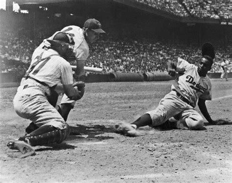 jackie robinson stealing home gallery