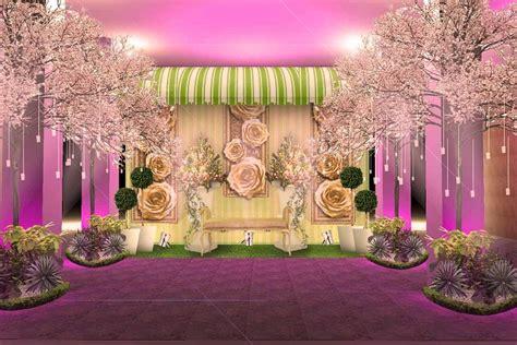 Wedding Mewah by 8 Ide Dekorasi Pernikahan Dari Yang Cantik Sai Mewah