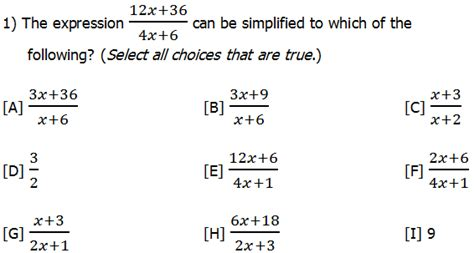 Mba Math Problems by Gmat Quant Mathematical Grouping Symbols