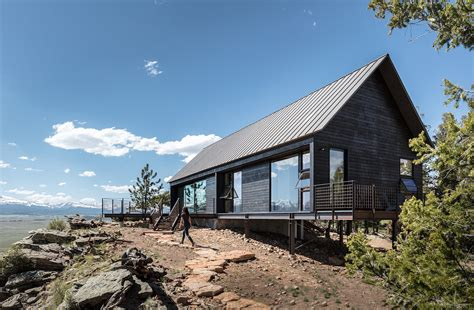 wood cabins in colorado this solar powered cabin is a dreamy green getaway in the
