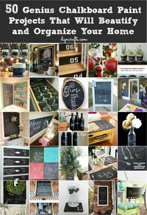 chalkboard paint craft projects 50 genius chalkboard paint projects that will beautify and