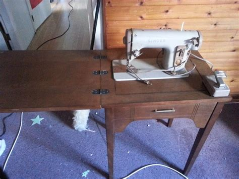 used sewing machine tables for sale singer 227m sewing machine table for sale