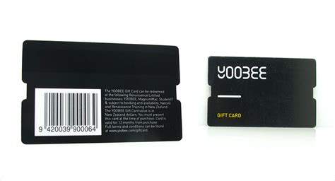 Gift Card Barcode - barcode membership cards manufacturers from hongkong
