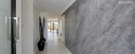Dramatic Venetian Plaster raked marble finish   ROCKCOTE
