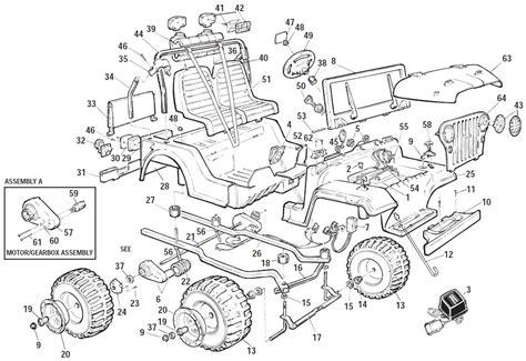 beach jeep accessories jeep hurricane power wheel parts diagram jeep free