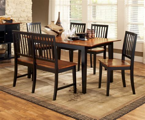 Black And Brown Dining Room Sets Insurserviceonline Com Black And Brown Dining Room Sets