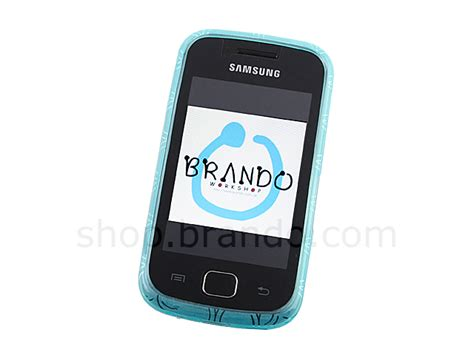 New Tpu Leather Metal Bumper Samsung Galaxy Oppo R7 samsung galaxy gio gt s5660 circle patterned soft plastic
