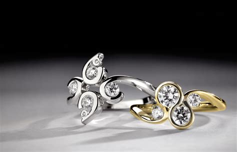 domino wedding rings highly commended engagement rings pjcoty 2015 domino for ring mounts professional