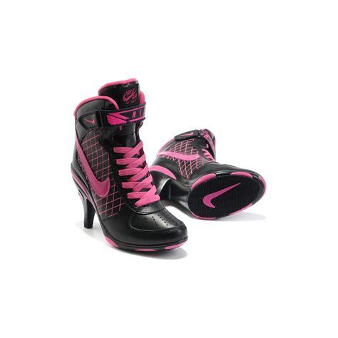 one high heels purchasing nike air 1 high heels black pink