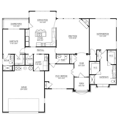 monroe floor plan salisbury homes monroe floor plan citation homes inc