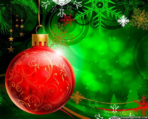 christmas ornament 42 background wallpaper hivewallpaper com