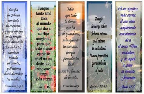 versos para pergaminos y marcadores de libros separadores de libros cristianos para ni 241 os imprimir