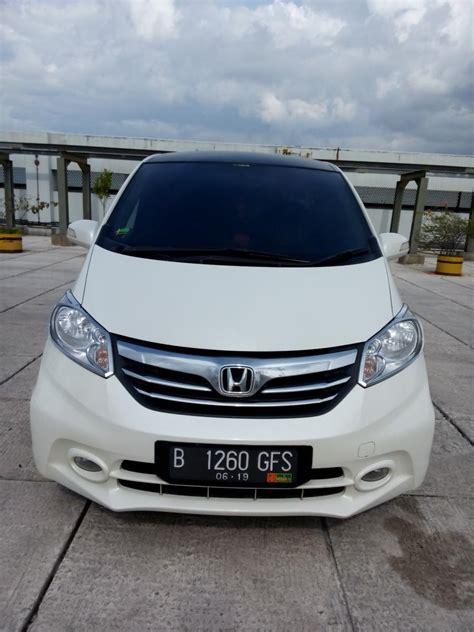 Mobil Bekas Honda Freed 2014 by Honda Freed Psd Matic Putih 2014 Mobilbekas