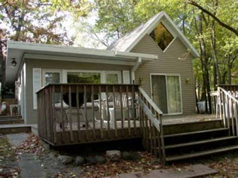 Sand Lake Cottage Rentals by Sand County Vacation Rentals Willow Lake Delton Wi