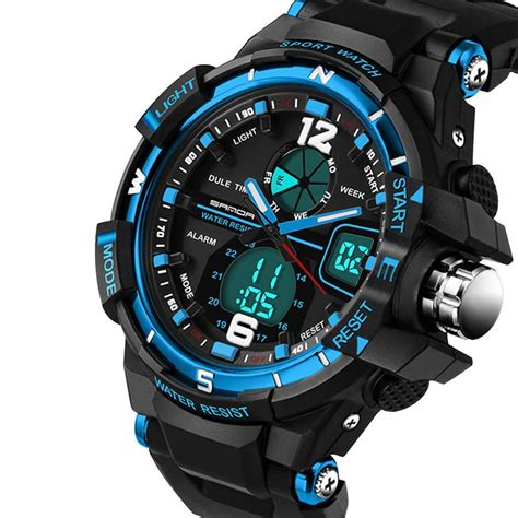 Skmei Watches Top Brand Luxury Gold Waterproo Limited 1 s g style digital multifunction sixty six depot