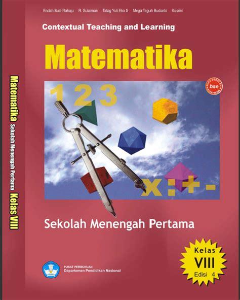 Buku Paket Matematika 8 | buku paket matematika smp kelas 8 dokter matematika