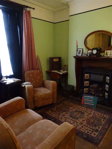 wartime house living room  living room