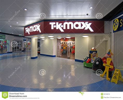 Maxx Shop by Entrance To A Tk Max Store Editorial Photo Image 29199016